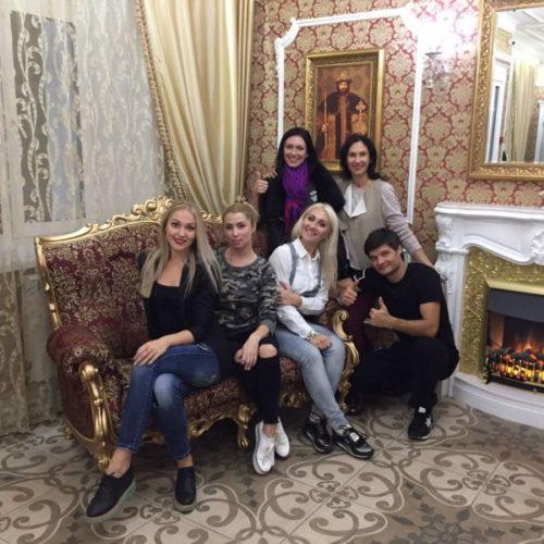 Актеры театра пародий Владимира Винокура